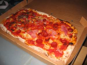 Firezza pizza